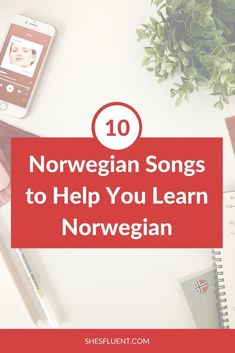 When you're learning Norwegian, you naturally want to listen to Norwegian music. Since I've started to learn Norwegian, I've come across quite a few Norwegian artists. Now, my Spotify is taken over by my favorite Norwegian musicians. So I've made a list of 10 Norwegian songs you can listen to to help you learn Norwegian. #languagelearning #Norwegian #Norwegianmusic @shesfluent