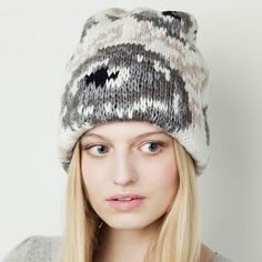 Young & Beautiful - Tak.Ori beanie FW13