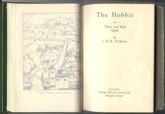 1st Edition/1st Printing - J.R.R. Tolkien