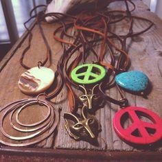 Handmade necklaces #etsy #mysoulcandance #jewelry #necklaces