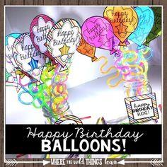 Classroom Birthday Gifts, Student Birthday Gifts, Happy Birthday Tag, Classroom Treats, School Birthday, Student Gifts, Birthday Rewards, Classroom Setup, Classroom Resources