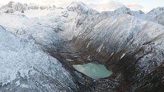 LAGUNA ESMERALDA Ushuaia, Patagonia, Outdoor, Argentina, Emerald, Paisajes, Fire, Earth, Outdoors