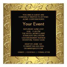 815 Best Corporate Event Invitations Images Invitation Cards