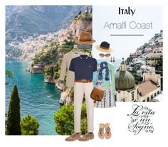 """Amalfi Coast"" by ydnew4 ❤ liked on Polyvore featuring Mixit, GRETCHEN, STELLA McCARTNEY, Lanvin, Giorgio Armani, Dolce&Gabbana, Brunello Cucinelli, Missoni, Object and Liberty"