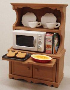 Sylvanian Families Girl\'s Bedroom Set | Teeny Tiny | Pinterest ...