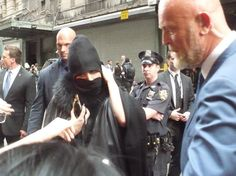 Lady Gaga makes a point to greet fans after launching 'Fame' at Macy's in NYC