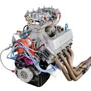 Muscle Car Engine Shootout Ford Boss 302