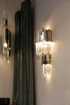 Luxxu lighting /See more at http://www.delightfull.eu/en/inspirations/interiors-decor/decorex-london-2016-highlights-tradeshow/