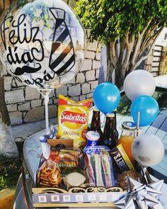 Ideas Para, Lunch Box, Glow, Happy Birthday, Cool Stuff, Breakfast, Tips, Father's Day, Man Birthday Presents