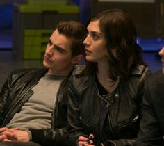 Jack and Lula from Now You See Me 2
