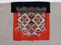 Brystduk @ DigitaltMuseum.no Beadwork, Belts, Bohemian Rug, Rugs, Decor, Bead, Farmhouse Rugs, Decoration, Pearl Embroidery