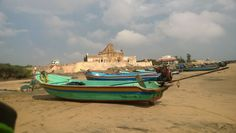 Dutch fort and all - Tranquebar, India