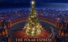 All Aboard! Real-life Polar Express Chugs Through Michigan : Npr - Train Collector Digest The Polar Express 2004, Polar Express Movie, Holiday Movie, Holiday Tree, Holiday Ideas, A Christmas Story, Christmas Movies, Magical Christmas, Christmas Trees