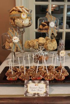 Fall Bridal Shower Ideas and Inspiration | Wedding shower ...