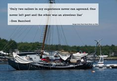 Run Aground Sailing Quote