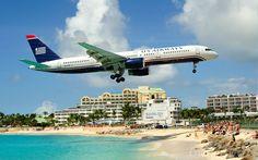 Las autoridades de St.Maarten ha reportado la trágica muerte por los motores de avión en la playa de Maho Beach popular destino de turistas y cruceristas.