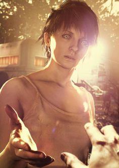 Zoe Baker - Resident Evil 7
