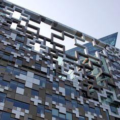 The Cube, Birmingham  / Make Architects  / Photographed byJohn Dalkin