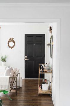 the best black paint colours for any room pinterest manhattan