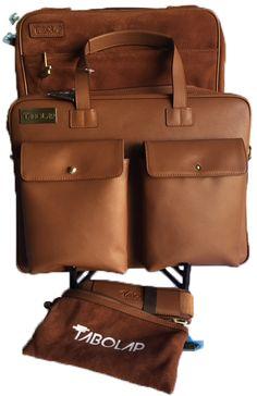 TaboLap Bag + Sleeve Set Leather