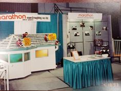 Did you know Marathon Eaves has been at every since the first one? Check this out from 1993 Glass Railing, Marathon, Toy Chest, Storage Chest, Cabinet, Toys, Bed, Check, Furniture