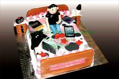 LAZY GUY CAKE