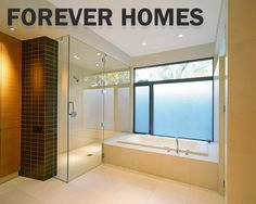 """Nine tips on how to incorporate universal design elements when you remodel, to make your house a """"forever home."""""""