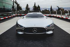 Image of Mercedes-Benz AMG Vision Gran Turismo Worldwide Debut Recap