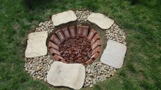 DIY firepit idea