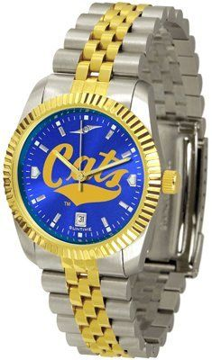 Montana State University Bobcat Executive Anochrome - Men's - Men's College Watches by Sports Memorabilia. $153.47. Makes a Great Gift!. Montana State University Bobcat Executive Anochrome - Men's