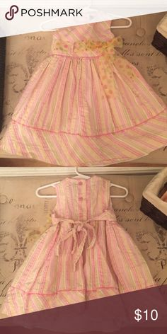 Rare Editions 18 mos girl's dress 100% cotton. Rare Editions Dresses Casual