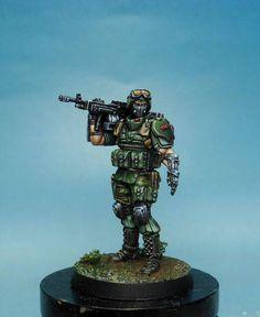 Studio Giraldez - Tankhunter HMG