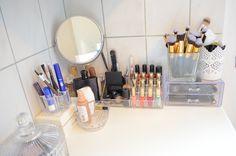 Bathroom makeup vanity https://lilidoys.wordpress.com/