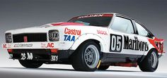 """Want to build a """"replica"""" car in this style, just need to find a car similar to this..."""