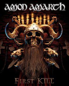 Amon Amarth, Viking Metal, Viking Art, Power Metal, Metal Band Logos, Metal Bands, Thrash Metal, Death Metal, Vikings