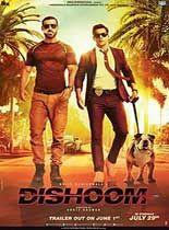 Watch Dishoom (2016) Hindi Full Movie Online Streaming Free