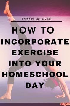 How to incorporate family exercise into your homeschool day - Health Inspiration Yoga For Kids, Exercise For Kids, Exercise Videos, Pe Ideas, Home Schooling, Physical Education, Health Education, Life Skills, Parenting Hacks