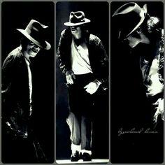 Billie Jean ;) Michael Jackson - Cuteness in black and white ღ @carlamartinsmj