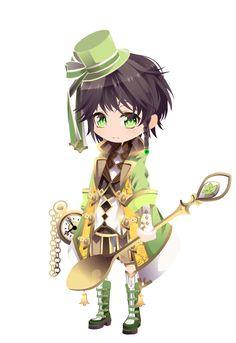 ファンタジアティードリーム|@games -アットゲームズ- Chibi Boy, Anime Chibi, Manga Anime, Anime Art, Chibi Games, Anime Outfits, Boy Outfits, Chibi Characters, Anime Dress