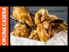 Con esta receta podrás elaborar las exquisitas Alitas de Pollo al Horno sin Aceite y sin necesidad de utilizar freidora. Por lo tanto es doblemente exitosa