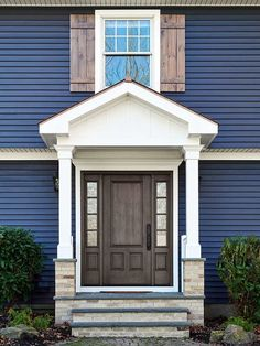 Boost your home's curb appeal with one of these gorgeous vinyl siding hues, from classic neutrals to trendy bold colors.