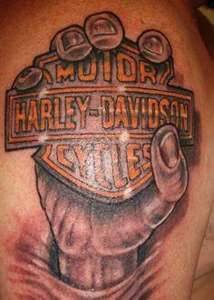 Tattoos Harley Davidson