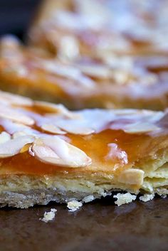 Almond Puff Loaf Recipe