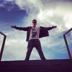 """""""Logan feeling the love in Brazil"""" :) - @kendizzzzle- #webstagram"""