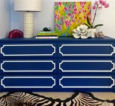 amazing site with fretwork panels for sale that fit on IKEA furniture pieces!