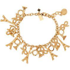Kate Spade New York Parisian Lights Charm Bracelet