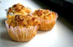 How to Make Macaroni and Cheese Cupcakes