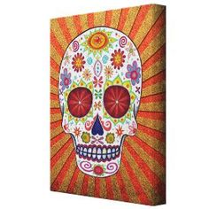 Mexican Sugar Skull Coloring Page Search Pictures Photos