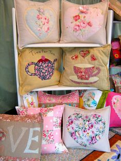 cute cushions