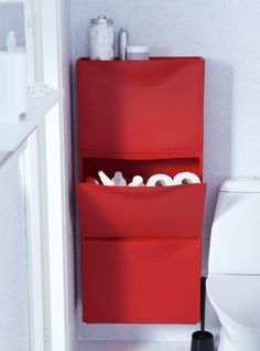 TRONES- The flexible, functional storage system that can bring order to any room in the house.